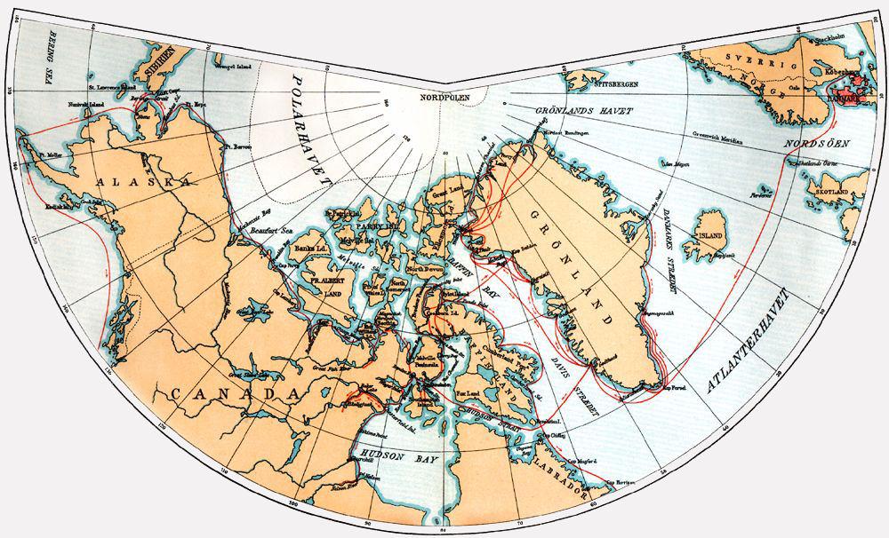 Knud Rasmussen Arctic Thule
